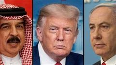 Bahrain tiếp bước UAE bình thường hóa quan hệ với Israel; Iran, Palestine lên tiếng chỉ trích