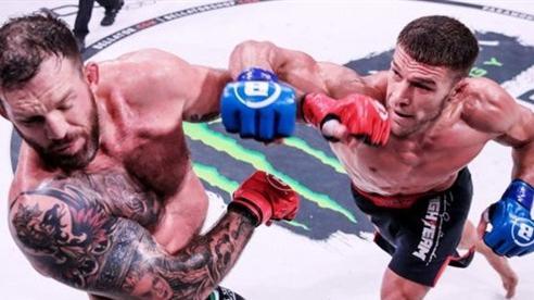 Tay đấm Nga hạ knock-out võ sĩ số 2 thế giới
