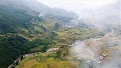 Dốc A Lù - sương mù Y Tý