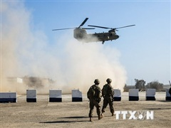 Binh sỹ Mỹ tại Iraq tiếp tục là mục tiêu bị tấn công của phiến quân