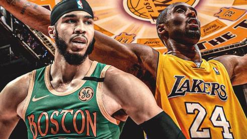 Jayson Tatum xứng đáng làm 'truyền nhân' Kobe Bryant sau thành tích ấn tượng tại Game 7