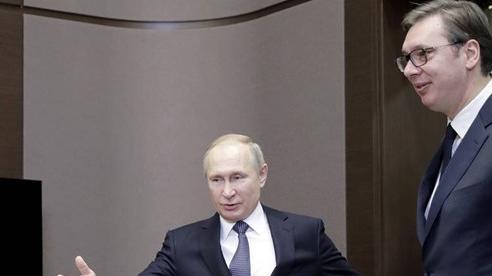TT Serbia: Ông Putin làm điều chưa từng có tiền lệ sau bình luận 'thô lỗ' của phát ngôn viên BNG Nga