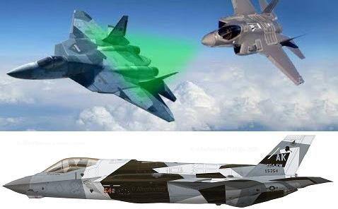Lộ thiết kế F-35 'cải trang' thành Su-57 Nga: KQ Mỹ quyết không bỏ qua đối thủ đáng gờm!