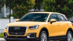 Vừa chạy 11.000km, chủ nhân Audi Q2 bán xe ngang giá Mazda CX-8 2020