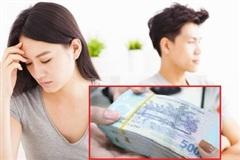 Chết điếng biết chồng lén rút sổ tiết kiệm cho người yêu cũ vay 100 triệu