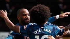 Arsenal thắng tưng bừng ngày khai mạc Premier League 2020/21