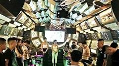 13 nam, nữ thanh niên mở 'tiệc ma túy' ở quán Thiên Đường