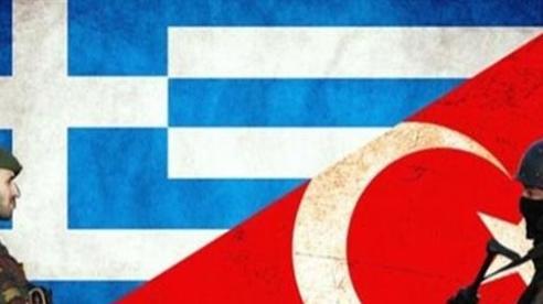 Rạn nứt trong NATO: Thổ-Hy Lạp bên bờ vực xung đột