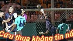 BLV Thái Lan thảng thốt khi Đặng Văn Lâm cứu thua khó tin trong ngày Thai-League trở lại