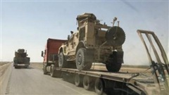 Tin tức quân sự mới nóng nhất ngày 13/9: Đoàn xe quân sự Mỹ tiến vào Đông Bắc Syria