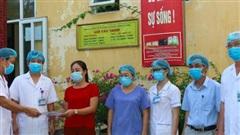 Bệnh nhân Covid-19 cuối cùng ở Hà Nam xuất viện