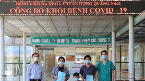 Bé 5 tuổi và 2 người có bệnh lý nền nặng khỏi COVID-19