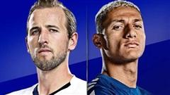 Mourinho bất lực, Tottenham phơi áo trước Everton