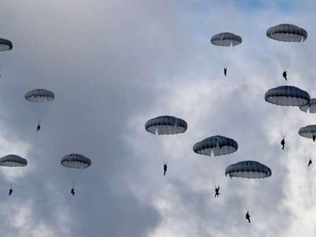 Nga cử lính nhảy dù đến Belarus tham gia tập trận chung