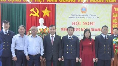 TAND các tỉnh Bắc Tây Nguyên: Nỗ lực hoàn thành tốt nhiệm vụ được giao
