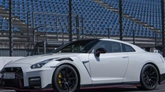Nissan GT-R R35 Final Edition chuẩn bị chào sân với công suất khủng