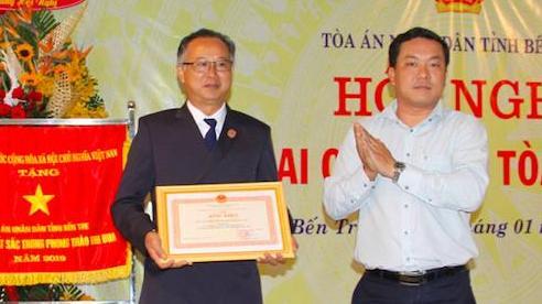 TAND huyện Mỏ Cày Bắc (Bến Tre): Hết lòng vì công lý, xứng đáng với niềm tin của nhân dân