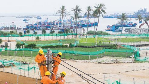 Điện EVN đã đến 11/12 huyện đảo Việt Nam