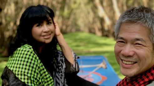 Diva Thanh Lam hạnh phúc bên bạn trai