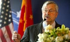 Đại sứ Mỹ tại Trung Quốc rời chức vụ giữa căng thẳng