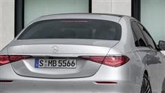 Trang bị này trên Mercedes-Benz S-Class đời mới sẽ khiến nhiều đại gia Việt mua Porsche phải ghen tị