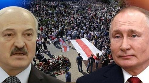 Góc khuất trong quan hệ Putin-Lukashenko