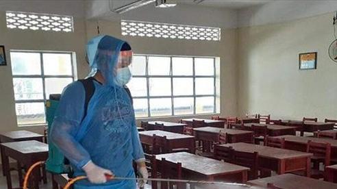 Hôm nay (14/9), học sinh Đà Nẵng trở lại trường học