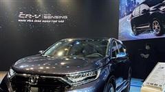 CR-V dẫn đầu doanh số bán ra của Honda Việt Nam
