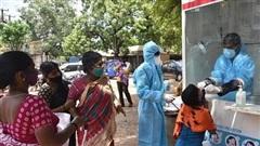 Số ca mắc mới COVID-19 cao chưa từng có, thế giới vượt 29 triệu ca nhiễm