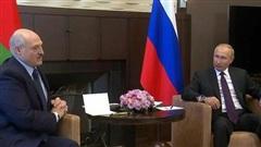 Nga cho Belarus vay 1,5 tỉ USD, ra yêu cầu 'không để bên ngoài can thiệp'