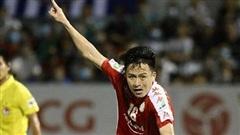 CLB TP.HCM mất Võ Huy Toàn trước trận đại chiến với kình địch CLB Hà Nội