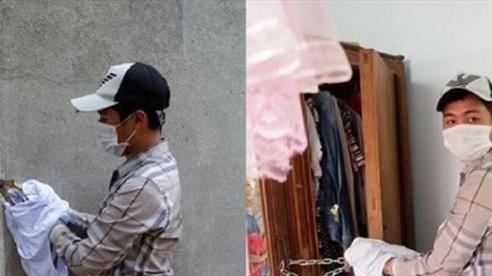 Quen thuộc địa hình, gã phụ hồ quay lại trộm 180 triệu đồng của chủ nhà
