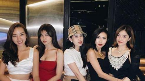 'Gái một con' Trường Quỳnh Anh đọ sắc cùng Di Băng và Ngọc Thảo chiếm trọn spotlight trong bức ảnh