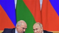 Tổng thống Putin và Lukashenko hội đàm về vấn đề gì?