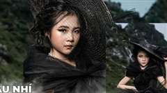 'Chân dài nhí' Phan Trang Anh gây ấn tượng tại Top 60 Siêu sao mẫu nhí Việt Nam 2020