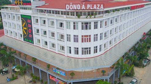 Vi phạm nhiều lỗi, Đông Á Hotel (DAH) bị UBCKNN phạt nặng