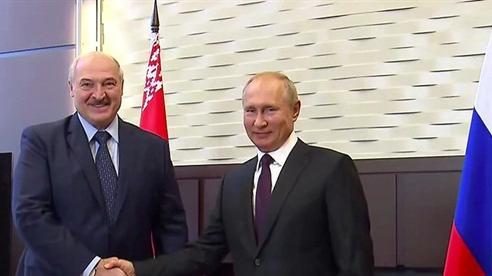 Nga-Belarus hợp tác gì về quốc phòng sau chuyến thăm Sochi?