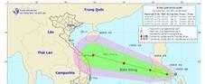 Chủ động ứng phó áp thấp nhiệt đới và mưa lũ