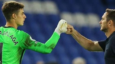 Chelsea thắng trận ra quân, Kepa vẫn nhận kỷ lục đáng quên