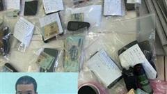 Bình Dương: Phá đường dây đánh bạc lớn có canh phòng nghiêm ngặt