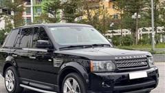 Sau 10 năm, Range Rover Sport 2010 bán lại ngang giá Kia Sorento thế hệ mới