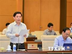 UBTV Quốc hội: Cân nhắc kỹ việc 'tách' Luật Giao thông đường bộ