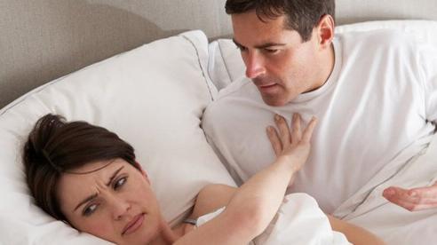 Vợ lập tức bỏ điều này khi làm 'chuyện ấy' kẻo chồng chán ngán, đặc biệt điều đầu tiên tuyệt đối không được phạm