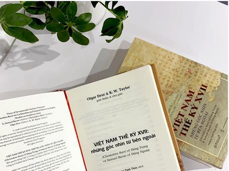 Hình dung Việt Nam ở thế kỷ 17 qua những tài liệu tiếng Anh đầu tiên