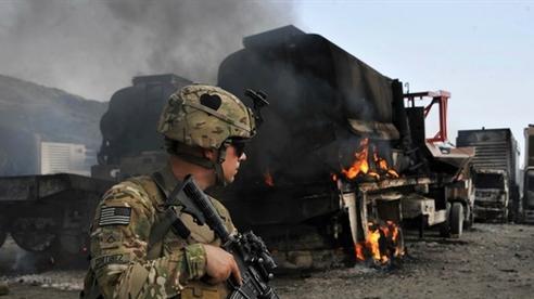 Quân đội Mỹ nói lời công bằng về Nga tại Afghanistan