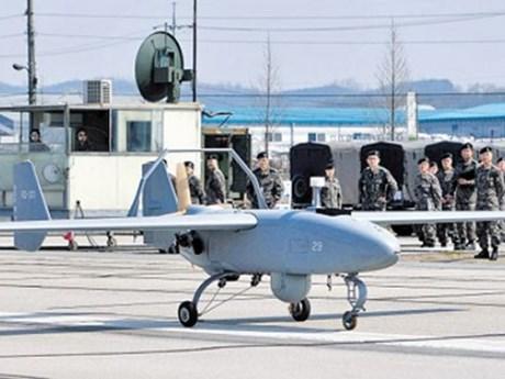 Hàn Quốc đẩy mạnh phát triển máy bay không người lái