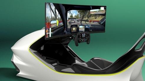 Hệ thống giả lập đua xe do Aston Martin thiết kế có giá 73.858 USD