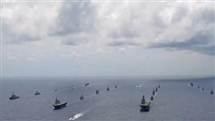 Video cuộc tập trận 'Lá chắn Valiant' của Mỹ tại Thái Bình Dương