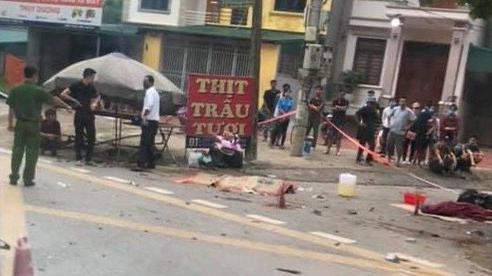 Danh tính 3 người phụ nữ tử vong trong vụ va chạm với xe Innovaở Phú Thọ
