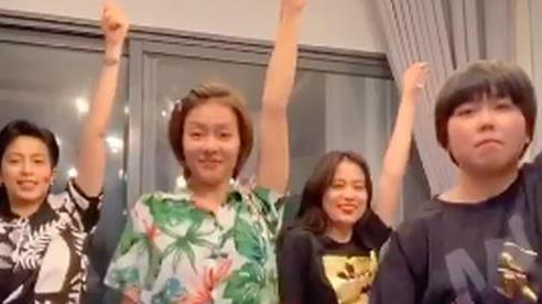 Gil Lê - Hoàng Thuỳ Linh dance cover cực 'lầy' cùng Khả Ngân khiến dân tình lại được dịp 'đẩy thuyền' nhiệt liệt